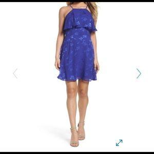 Kooper plus wrap dress